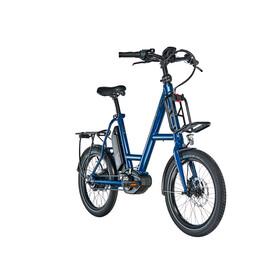 """i:SY DrivE XXL N3.8 ZR Bicicletta elettrica da città 20"""" blu"""